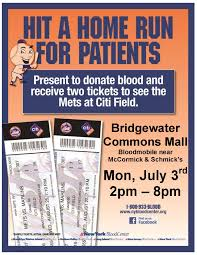 Pumpkin Picking Parsippany Nj by Community Blood Drive Free Pair Of Ny Mets Tickets To Each Donor