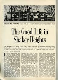 100 Living In Shaker Heights Doing Hard Time In The Good Life In