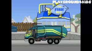 Garbage Truck Videos For Children. Game Cartoons | Apps For Kids ... Monster Truck Videos Grave Digger Images The Truck Bulldozer Transportation Learn In Cars Cartoon For 100 Trucks Patrol S Paw Meets The A Funny Toy Parody Little Builder Backhoe Excavator Crane Diggers Youtube Halloween Sago Mini And Roller Everybodys Scalin For Weekend Trigger King Rc Mud