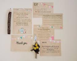 Wedding Invitation Suite DEPOSIT