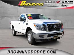 100 Unique Trucks Norco PreOwned 2017 Nissan Titan XD SV Regular Cab Pickup In