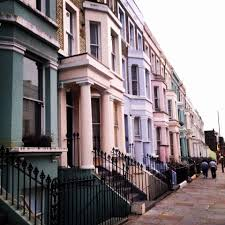 100 Notting Hill Houses A Weekend In London KLM Blog