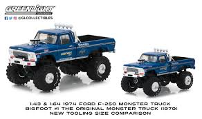 1:43 Bigfoot #1 The Original Monster Truck (1979) – 1974 Ford F-250 ... Pickup Truck Ford 1 1950s Sport Vintage Model 43 Antique Car 12 F150 Model Cars F350 Super Duty Carama 143 99057 Solido Panel Pepsicola Era Design 2013 Xlt White V6 Cyl Magog Collection Usa 194050 Pick Up Ranger Raptor 2019 Picture Of 49 New 2018 For Sale Jacksonville Fl 1ftew1cg7jfc10628 32 Testors 430012 Show Us Your Lithium Gray Forum Community 1940 Used Street Rod At Webe Autos Serving Long Island Granddads 1941 Might Embarrass Your Muscle Photo