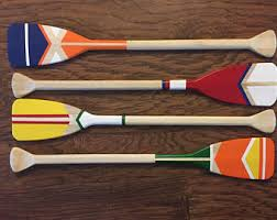 Decorative Oars And Paddles by Custom Boat Paddles Etsy