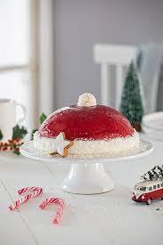 nikolausmütze als weihnachtstorte torte ohne backen