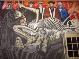 David Alfaro Siqueiros Murales Y Su Significado by Muralismo Mexicano Wikipedia La Enciclopedia Libre