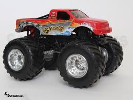 100 Destroyer Monster Truck Hot Wheels Jam Die CarsImg
