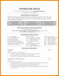 Medical Resume Examples Beautiful Best Template American Sample New Of
