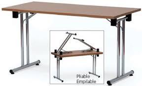 table pliante bureau table de reunion bureau mobilier réunion et conférence table sur