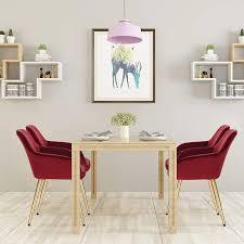 lestarain esszimmerstuhl stoffbezugstuhl küchenstuhl