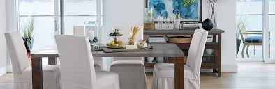 Rustic Dining Room Decorations by Modern Rustic Dining Room Galvin Crate And Barrel