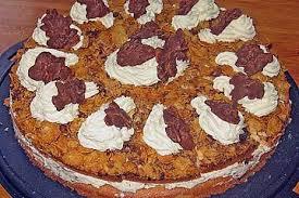 choco crossies torte