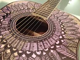 Decorating Fabric With Sharpies by 143 Best Sharpie My Guitar Images On Pinterest Guitar Art