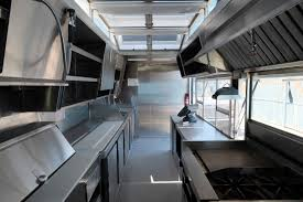 Food Truck Kitchen Layout Cad Equipment Floor Plan Food Trucks For ...