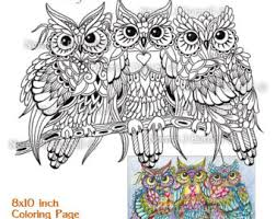 Tula Pink Coloring Book Pages