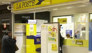 la poste bureau de poste edition d epinal epinal fronde contre la fermeture de la poste