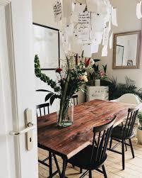 esszimmer esszimmer holz tisch stuhl flowers l