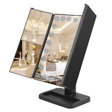 lighted vanity mirrors amazon com