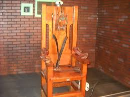 execution chaise electrique chaise électrique couloir de la photo gratuite sur pixabay