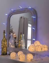 led a pile pour deco guirlande lumineuse pour noël 10 modèles tendance côté maison