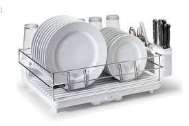 750W Drying Racks bon home heat & dry dish rack