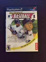 Backyard Baseball (Sony PlayStation 2, 2004) | EBay Backyard Baseball Sony Playstation 2 2004 Ebay Video Game Outdoor Goods Games Pc Home Decoration For Xbox 360 Seball Video Games Fniture Design And Ideas 82 Best Playstation Images On Pinterest 2005 Lets Play Vs Tigers Youtube 2001 Angels Wombats Commentary Over Pc