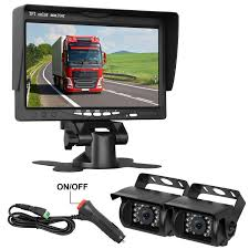 100 Backup Camera For Truck Amazoncom ZSMJ 7 Display Monitor Kit 2 S For