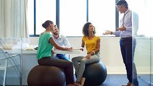 amazon com trideer 65cm ball chair flexible seating exercise