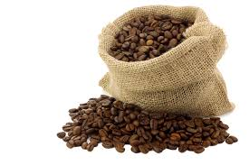 Transparency Coffee Beans PNG Image