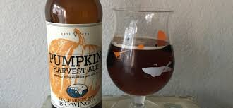 Harvest Moon Pumpkin Ale by Half Moon Bay Brewing Co Pumpkin Harvest Ale