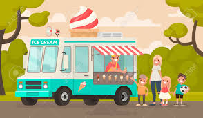 Children And An Ice Cream Truck In The Park. Vector Illustration ... Pink Mamas Ice Cream Amazoncom Toysmith Truck Toys Games Cream Truck Stock Vector Illustration Of Blue Color 50363372 All The Treats Scored From Ranked Worst To Wheres The Churning This Summer Harmony Valley Georgia In Atlanta Ga Mega Cone Creamery Inc Event Catering Rent An Trucks Rocky Point Ice 32917640 Sugar And Spice Toronto Brantford Cambridge Hamilton Bana