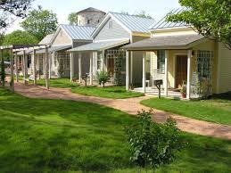 Fredericksburg Herb Farm Sunday Haus Cottages Prices & B&B