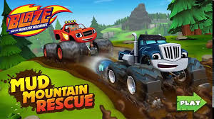 100 Mud Truck Video Blaze And The Monster Machines Nickelodeon Junior Blaze Monster