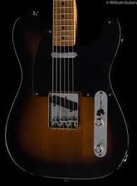 Fender Road Worn 50s Telecaster 2 Color Sunburst 177 888365464343