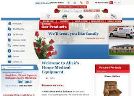 Alick s Home Medical Equipment in South Bend IN