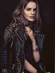 zanzea jackets fashion in 2014 leather jackets for women slim
