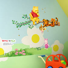 Winnie The Pooh Nursery Decorations by Online Get Cheap Winnie Pooh Room Aliexpress Com Alibaba Group