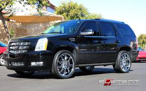 Cadillac Escalade Wheels | Custom Rim And Tire Packages