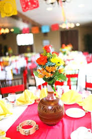 Center Table Decorations For Quinceaneras Best Centerpiece Ideas On Party Theme Fiesta And Centerpieces