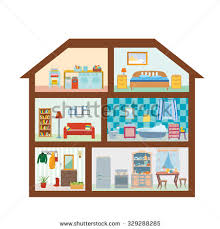 Bedroom Clipart by Bedroom Clipart Kitchen Room Pencil And In Color Bedroom Clipart
