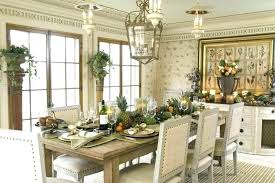 French Country Furniture Decor Dining Room