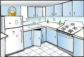 Kitchen Clipart Clip Art Design Kid Free Sink