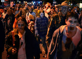 Clarendon Halloween Bar Crawl by Halloween 2015 Dance Parties Zombie Walks And Costume Contests
