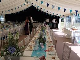 Shabby Chic Wedding Decorations Uk by Churchill Marquees U2013 Images Of Interiors Of Real Wedding Marquees