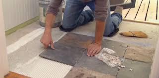 Tiling Over A Tile Floor