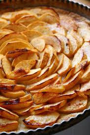 dessert aux pommes sans gluten tarte aux pommes sans gluten au beurre fondu