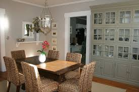 Big Cabinet In Dining Room Wall Decor Ideas