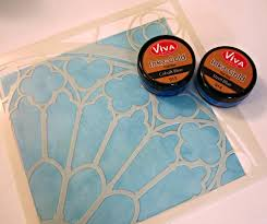 Viva Decor Inka Gold Dried Out by Soothing Blues Of Summer Ck Galleria