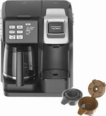 Hamilton Beach FlexBrew 12 Cup Coffee Maker Black 49976