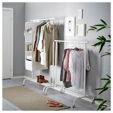 Decorative Metal Garment Rack by Rigga Clothes Rack Ikea